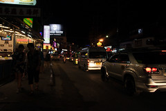 Patong at night (Kathu,Thailand)
