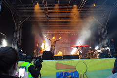 Scouting For Girls [23] (Ian R. Simpson) Tags: scoutingforgirls band musiucians entertainers morecambecarnival2016 mc16 morecambe lancashire act stage music concert performance