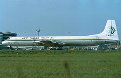 EI-BGO 1711 (David Fox Dublin) Tags: aerturas cl44 canadaircl44 dublin