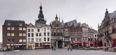 Nijmegen, Grote Markt (Jan Sluijter) Tags: nijmegen gelderland holland visitholland city cityscape nederland sintstevenskerk