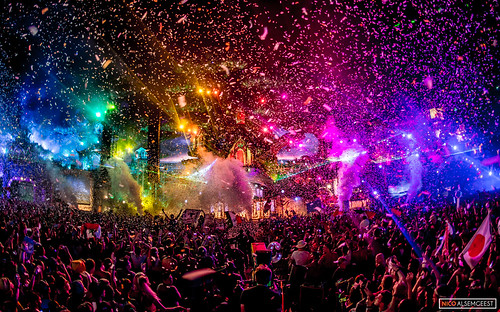Colors - Tomorrowland 2016