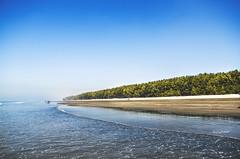 The Green Side of Cox's Bazar Sea beach (SAIF SULYMAN KHAN) Tags: d7000 bangladesh sea beach nikon sigma f18 coxs bazar landscape