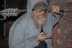 The Tunnel Man (bekindtodogs) Tags: hospital asylum nuthouse