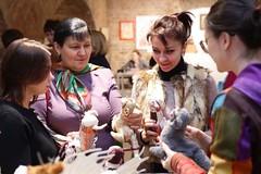 О 28 фестивале Уральской Ассоциации Художников по куклам в Екатеринбурге
