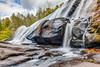 Triple Falls (blue5011b) Tags: waterfall triplefalls asheville northcarolina fall dupontstaterecreationalforest longexposure hdr highdynamicrange nikon d700 2470mm