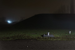 It happened one night (francesmac) Tags: fog hill notte night nacht langzeitbelichtung longexposure francescamach