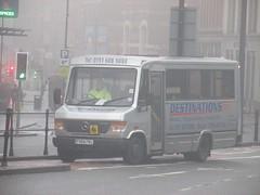 Destinations FN04FKL Victoria St, Liverpool (1280x960) (dearingbuspix) Tags: railreplacement wirrallooplinetrackrenewal fn04fkl destinations