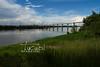 Ponte sobre o Rio Branco, Roraima-RR. (TUCUPI IMAGENS) Tags: bridge caracaraí norte nortedobrasil ponte pontesobreoriobranco regiãonortedobrasil riobranco roraima roraimarr rr vegetação vegetaçãoasmergensdoriobranco águadoce