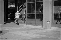 2_DSC9974 (dmitry_ryzhkov) Tags: reflection reflections old oldwoman oldwomen oldman shawl beauty window glass looks step steps corner corners black blackandwhite bw monochrome white bnw blacknwhite woman women lady sony alpha summer one art city europe russia moscow documentary journalism street streets urban candid life streetlife citylife outdoor outdoors streetscene close scene streetshot image streetphotography candidphotography streetphoto candidphotos streetphotos moment light shadow people citizen resident inhabitant person portrait streetportrait candidportrait unposed public face faces eyes look