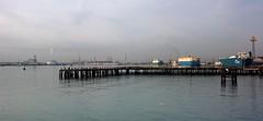 Southampton (SteveJM2009) Tags: southampton hants hampshire pier docks harbour port sea terminal uk december 2016 stevemaskell
