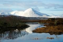 Beinn na Caillich reflected (Seònaid) Tags: sleat isleofskye highlands scotland scottish winter snow cuillin blacklochs reflection lochandubha beinnnacaillich afterthestorm skye loch nikon d600 dubhard