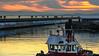 DSC_1898-HDR.jpg (Cameron Knowlton) Tags: victoria 2017 nikon sunset tugboat tug boat canada break water bc breakwater d610