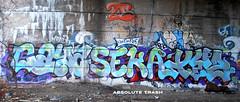 Cayz / Seka / Xyz (absolutetrashmag) Tags: absolutetrash absolutetrashmag philadelphia philly graffiti xyz cayz seka ppp