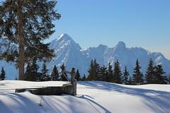 Comelico (stgio) Tags: dolomiti winter neve comelico landscape paesaggio mountains white snow italy
