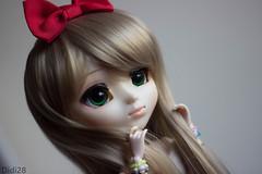 Charlotte~Pullip Mami Tomoe~ (Carlota135) Tags: pullip pullipdoll pullipobitsu pullipcute pullipmamitomoe pulliptomoemami obitsu leeke