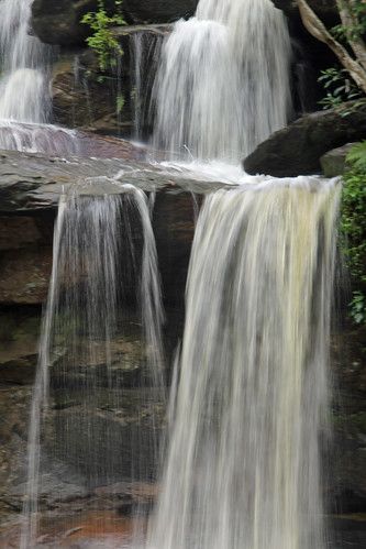 Warriewood Waterfall