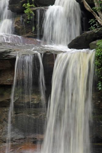 Warriewood Waterfall