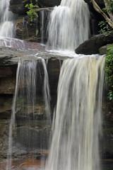 Warriewood Waterfall (iansand) Tags: waterfall warriewood mulletcreek