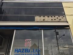 Hazelglas (jericl cat) Tags: hamilton avenue district historic neighborhood cincinnati ohio 2016 artdeco facade black silver vitriolite streamlined