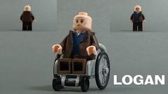 Custom LEGO Logan: Professor Xavier (Will HR) Tags: custom lego logan