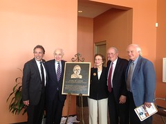 Dedication of the Carl M. Levin Building at the Port of Detroit