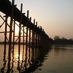 U-Bein Brücke, Amarapura