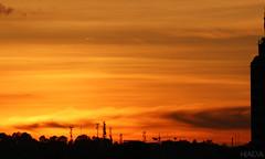(HIADA) Tags: sunset color colors silhouette canon atardecer colombia colombian manizales sunsets silouette atardeceres silueta caldas hiada fabricaatardeceres