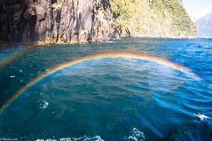 Milford Sound, New Zealand (Moritz Lino) Tags: world road new trip travel nature reisen nikon dream roadtrip zealand nz sound milford neuseeland welt kreativ d90 kreativitt moritzlino