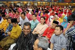 Majlis Perasmian Mesyuarat UMNO Bahagian Hulu Selangor & Jamuan Aidilfitri. (Najib Razak) Tags: pm aidilfitri selangor perdana razak jamuan 2015 najib majlis menteri umno hulu bahagian mesyuarat perasmian najibrazak