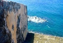 Forte Viejo (sabphotography97) Tags: focus oldsanjuan puertorico carribean sanjuan limestone depth oldforte