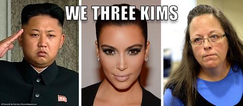 We Three Kims