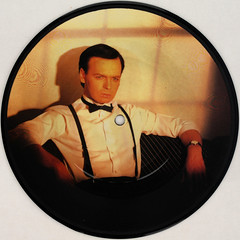 Gary Numan - This Is Love (Leo Reynolds) Tags: xleol30x 45rpm record single vinyl platter disc picture squaredcircle picturedisc sqset121 canon eos 40d xx2015xx sqset