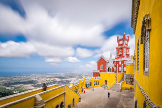 Pena National Palace - Explored on 01.10.2015