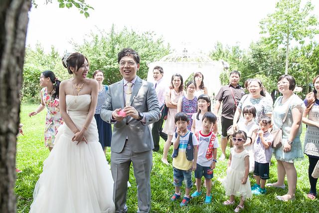 幸福莊園 永春堂美術館 戶外婚禮