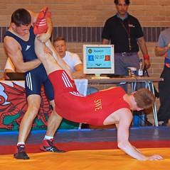 KV8A6962 (on_the_mat_uk) Tags: uk sports canon freestyle mark wrestling competition 7d wrestler wrestle ii welshpool 2015 centre british britishwrestling eos flash juniors onthematuk
