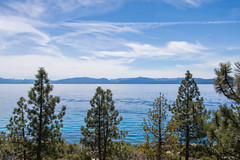 Lake Tahoe - Memorial Point - Lake Tahoe Nevada State Park - Washoe County - Nevada - 30 May 2015 (goatlockerguns) Tags: park usa mountain lake mountains west nature water point memorial natural state nevada unitedstatesofamerica tahoe western