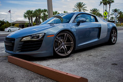 IMG_3358--new image HQ-1- (Haifax.Car.Spotter) Tags: cars car sport race racecar florida miami fl audi supercar sportscar r8 audir8 superscars