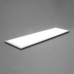 天井材型LED照明器具の写真