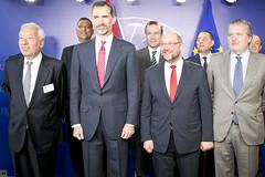 Felipe VI visita el Parlamento Europeo y se encuentra con los eurodiputados espaoles (Delegacin espaola Grupo PPE (oficial)) Tags: gente fotodegrupo