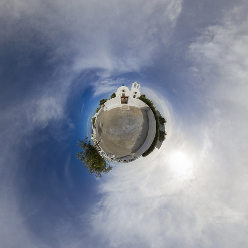 Oia Little Planet 3
