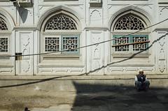Kashmiri Man (Shubh M Singh) Tags: light india wall gr kashmir srinagar sahib ricoh jammu shah pir dastgir