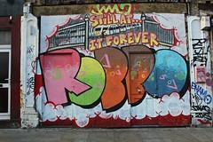 Robbo (DibbsArtBlog) Tags: streetart st urbanart robbo