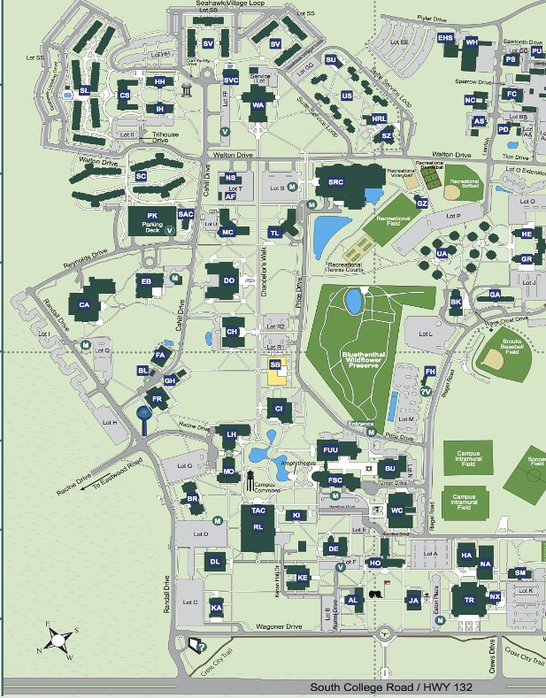 The World's Best Photos of hon120 and uncw - Flickr Hive Mind on appalachian state university campus map, georgia campus map, unc chapel hill campus map, hawaii campus map, uncg campus map, charlotte campus map, east carolina university campus map, maine campus map, unc wilmington campus map, ge campus map, north carolina state campus map, florida campus map, delaware state university campus map, wilmington university campus map, maryland campus map, uncc campus map, ppd campus map, unca campus map, uncp campus map, navy campus map,