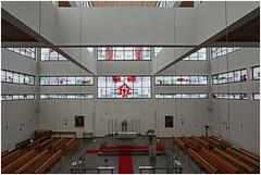 aachen 380 (beauty of all things) Tags: architecture churches kirchen aachen architektur sakralbauten stbonifatius sakrales rudolfschwarz