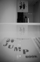"Philippe Halsman exhibition..."" tonnez-moi"" ... (Olivier_Vasseur) Tags: paris architecture jump exposition marylin monroe philippe halsman jumpologie"
