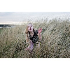 Photo of Party in the grass #2 #portrait #photography #landscape #scotland