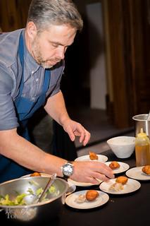 Chef Justin Leboe | Pigeonhole (Calgary, AB)