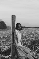 Decay (Rebecca Cartwright) Tags: portrait blackandwhite bw snow art girl landscape yorkshire fineart fine bandw tropics homesick teenage fineartphotography bsa penistone