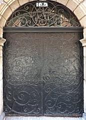 Krakov, univerzita (34) (ladabar) Tags: door doorway kraków krakau krakov dveře