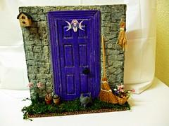 puerta magica (sieteaguila) Tags: puerta miniatura magica
